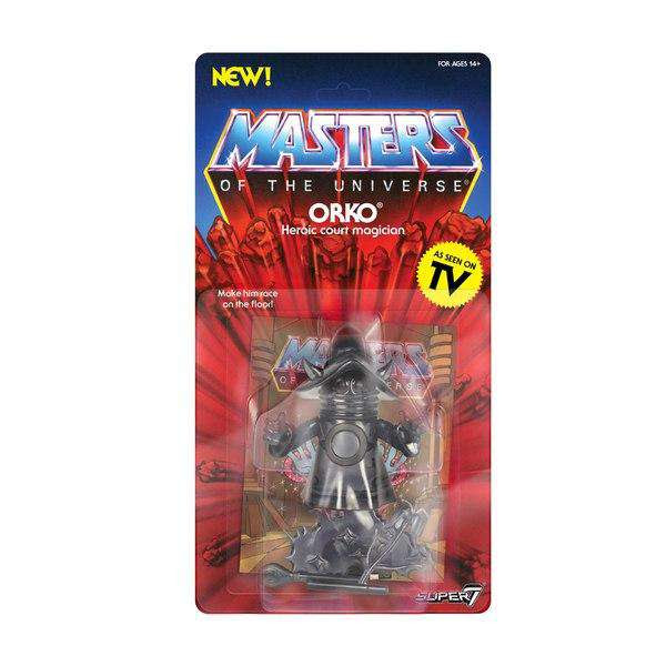 Image of Masters of the Universe Vintage Wave 4 Shadow Orko