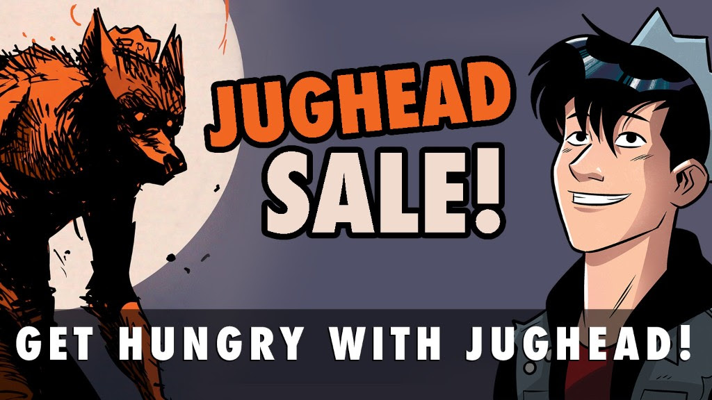 Get hungry with Jughead!