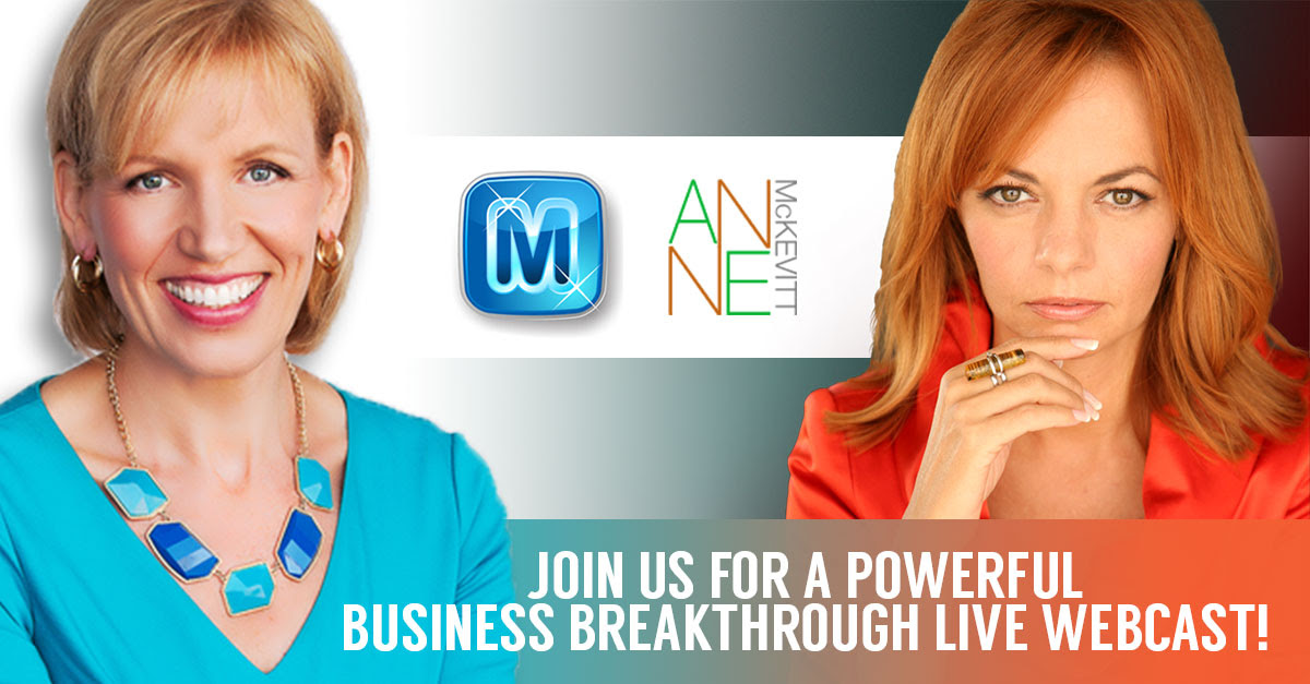 Mari Smith Introduces Global Business Luminary, Anne McKevitt!