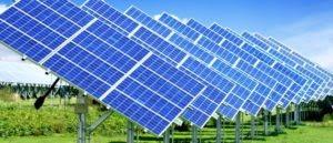 Energia solar energia renovavel