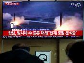 Medios surcoreanos reportaron el disparo de los misiles por parte de Corea del Norte.