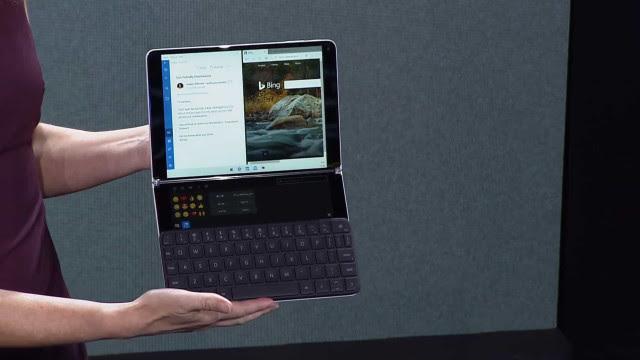 A Microsoft não será a única a apostar em computadores dobráveis