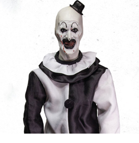 Terrifier Art the Clown 1/6 Scale Figure
