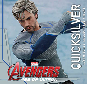 HOT TOYS AGE OF ULTRON QUICKSILVER