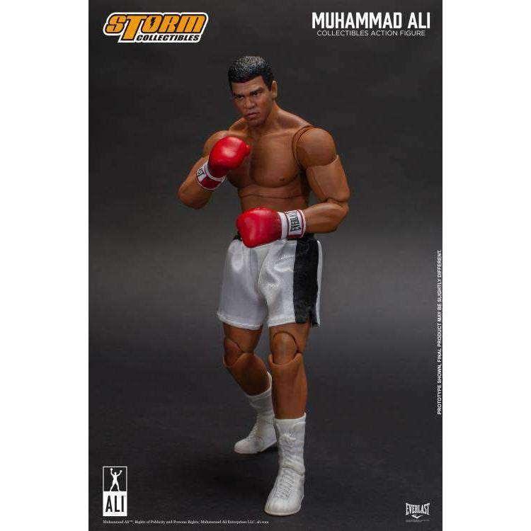 Image of Muhammad Ali 1/12 Scale Figure