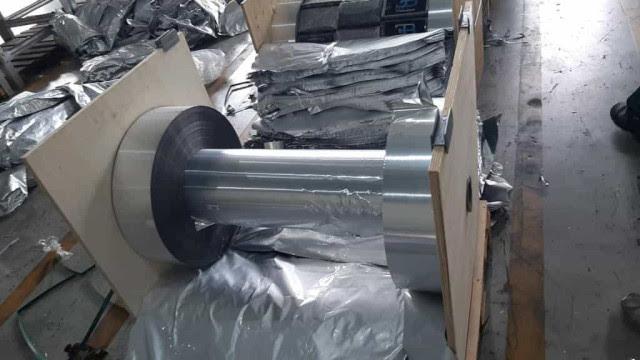Bobinas de alumínio escondiam carga de 2,9 toneladas de cocaína no Porto de Santos