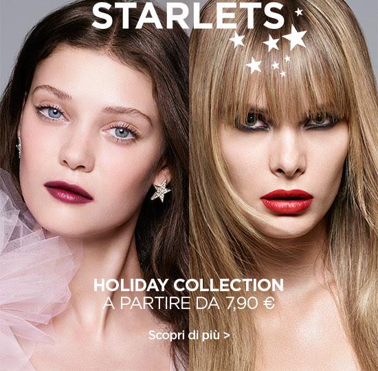 la nuova holiday collection a partire da 7,90 €