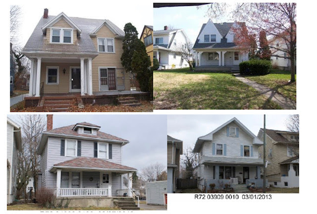 4 Dayton, Ohio Rental Homes wholesale priced at $229,000
