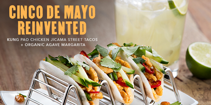 CINCO DE MAYO REINVENTED