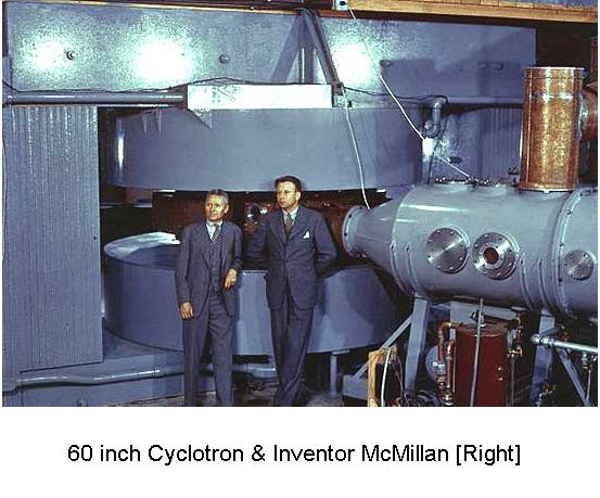 60 inch Cyclotron