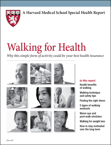 Product Page - Walking for Health