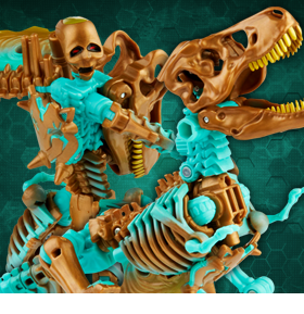 Transformers Generations Selects Deluxe Transmutate