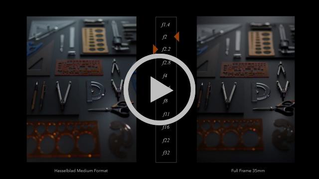 Karl Taylor Medium Format Advantages Video