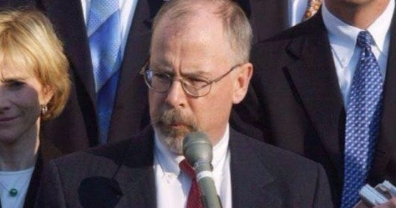 Clinton Foundation Now Being CRIMINALLY Investigated by US Attorney John Durham B22d6-iu