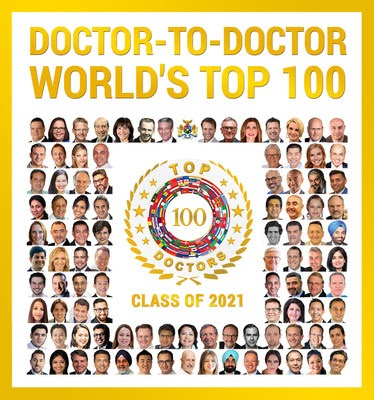 2021 Doctor-To-Doctor World's Top 100