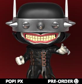 Pop! Heroes: Dark Nights: Metal - Batman Who Laughs PX Previews Exclusive