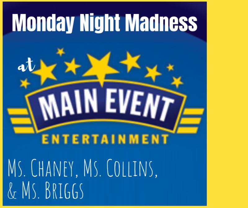 2018 Main Event Monday Night Madness