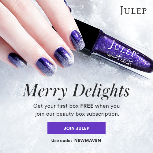 Julep: FIRST BOX FREE FOR NEW.