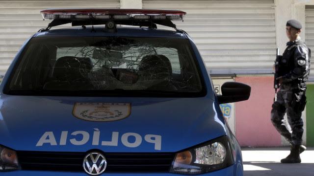 Policial sofre, mata e morre em silêncio no Rio de Janeiro
