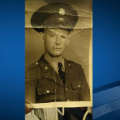 Family Searching For Owner of WWII Military Photo Found in Alley