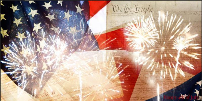 July 4th 2018 Declaration of Independence