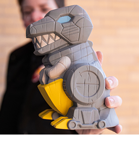 Transformers Grimlock Tiki Mug
