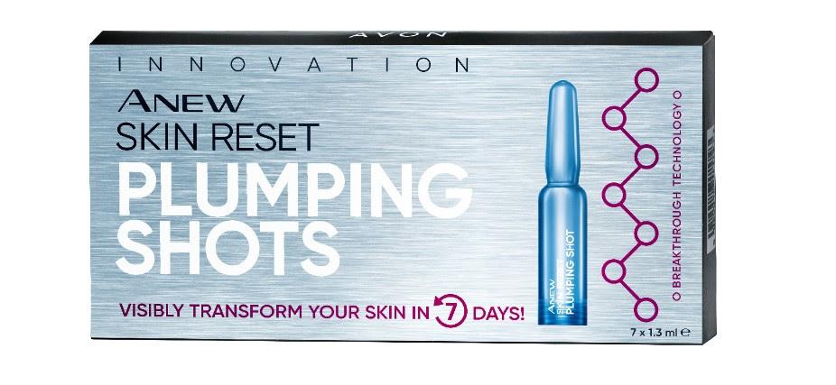 ПОПЕРЕДНЄ ЗАМОВЛЕННЯ НА СИРОВАТКУ! Anew Skin Reset Plumping Shots