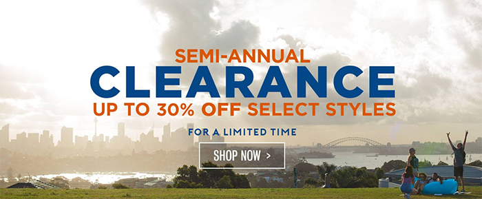 JanSport Semi-Annual Clearance...