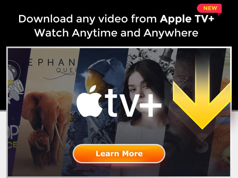 DVDFab Apple TV Plus Downloader Discount Promotion