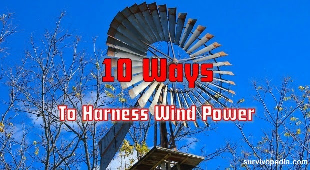 10 Ways to Harness Wind Power