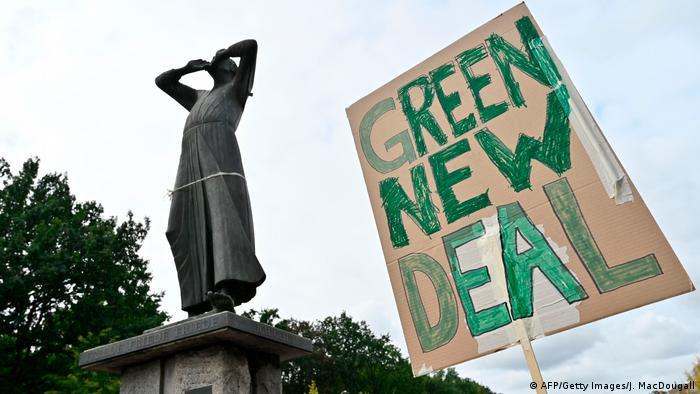 UE lança Acordo Verde com metas climáticas ambiciosas