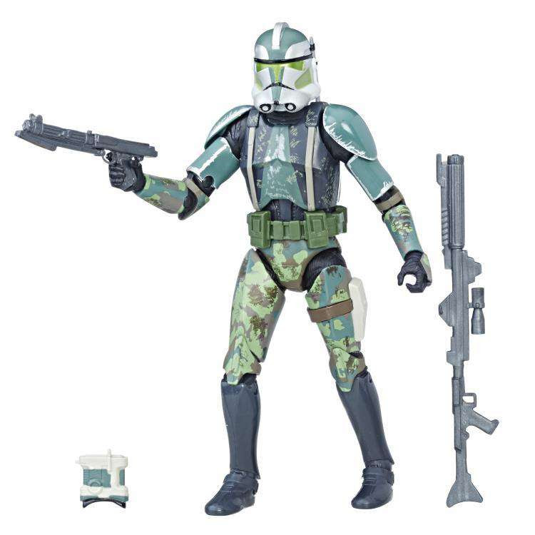 Image of Star Wars: The Black Series Clone Commander Gree (The Clone Wars) - SEPTEMBER 2019