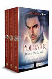 Poldark Box Set: Books 1–3