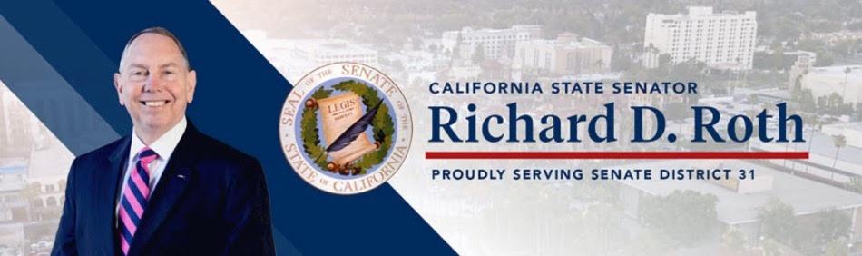 Senator Roth Banner