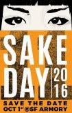 Sake Day 2016 Orange