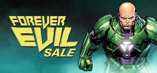 Forever Evil Sale