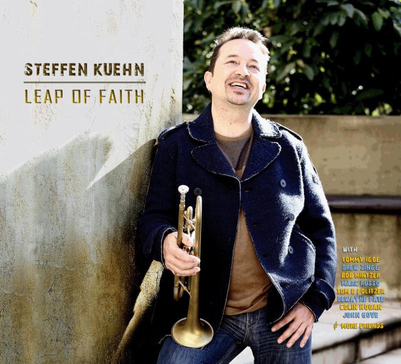Steffen Kuehn Leap of Faith