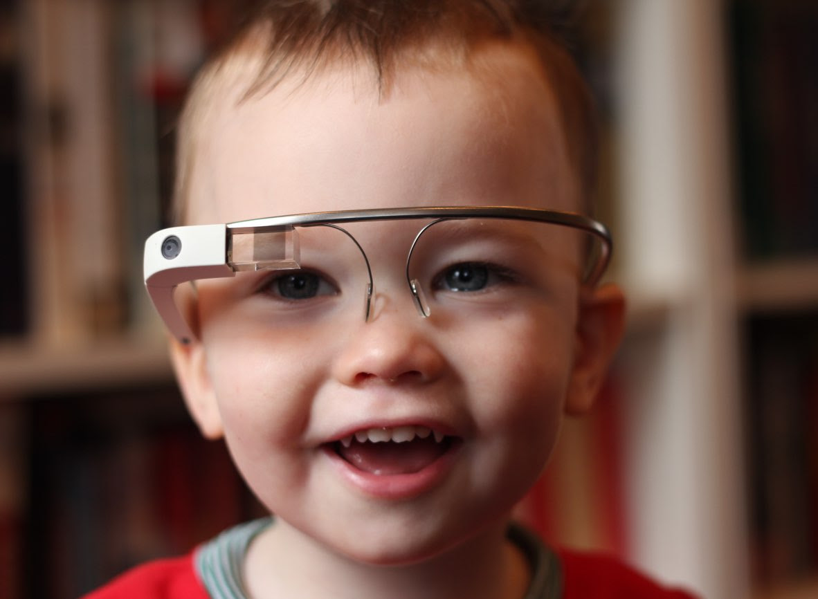Mac Wikler: the only person on earth who makes Google Glass look cool