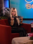 Nicki Minaj on Ellen Show