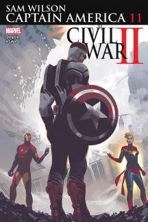 Captain America: Sam Wilson #11