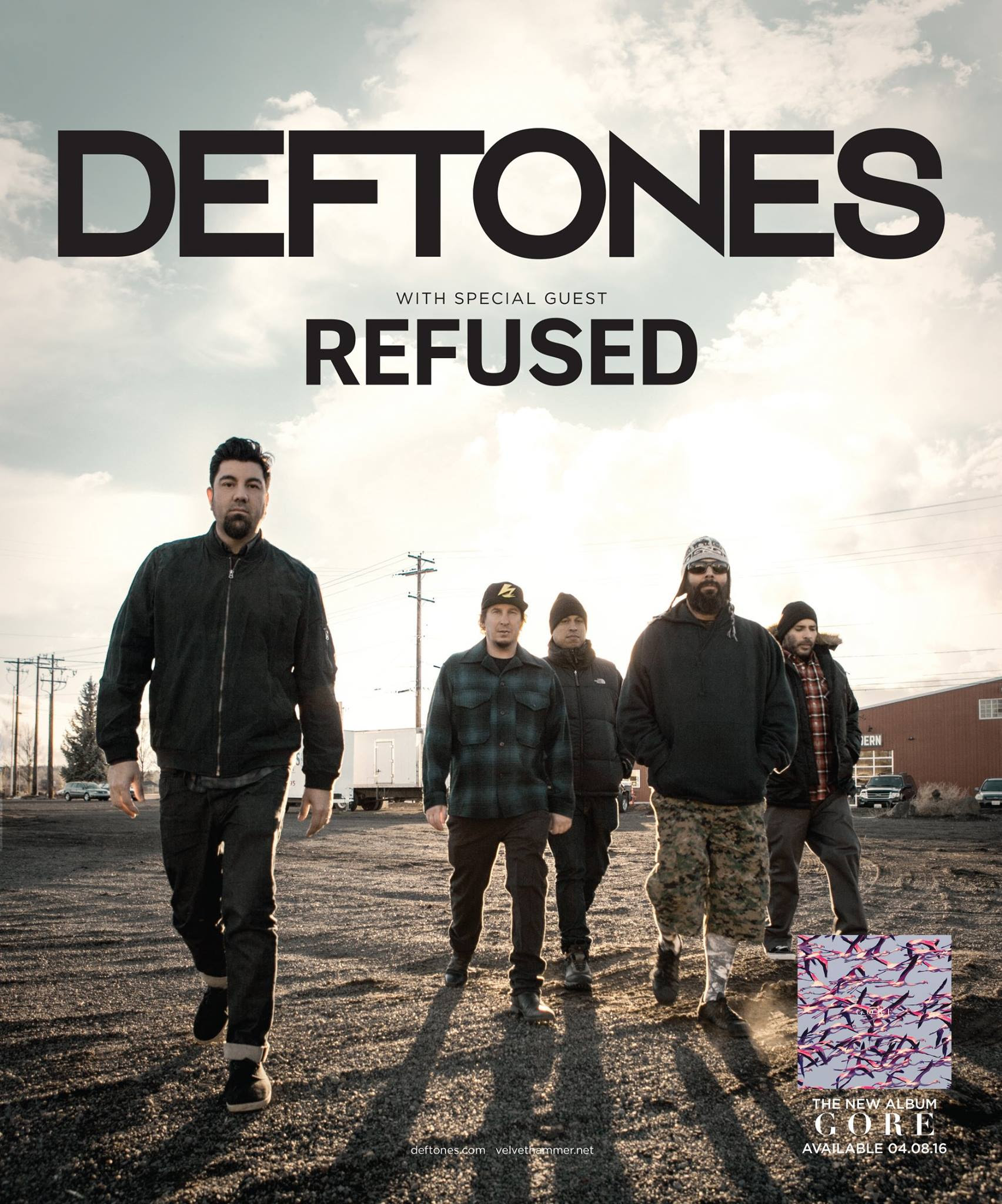 Deftones on Tour