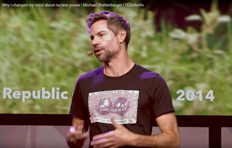 EP President Michael Shellenberger's 2017 TEDx talk in Berlin. Click the image above to watch it.