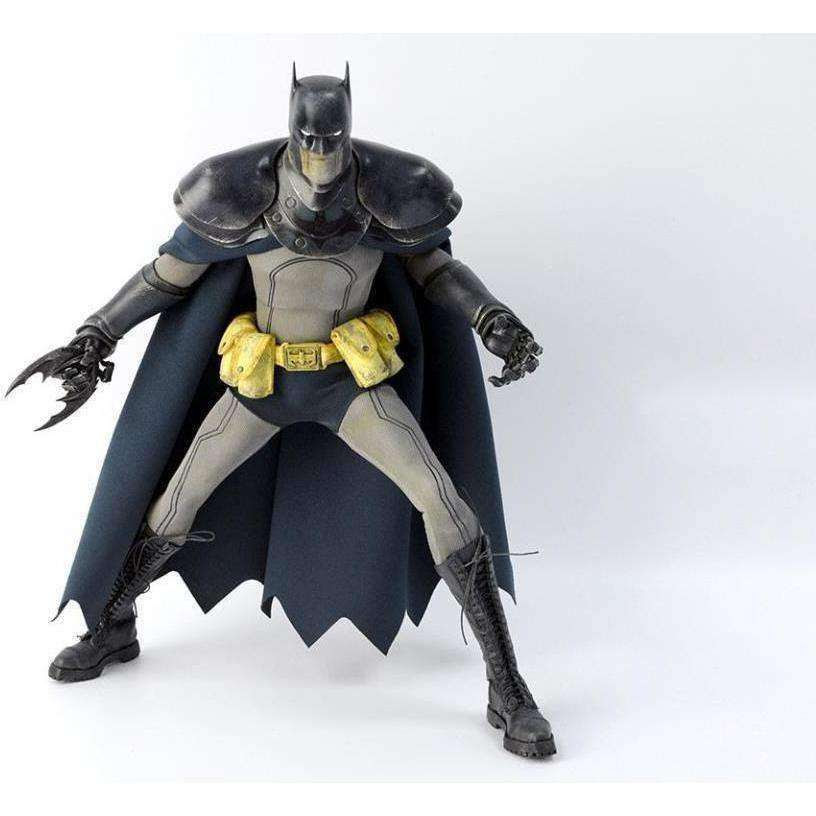 Image of DC Steel Age Steel Detective Batman 1/6th Scale Collectible Figure - SEPTEMBER 2018