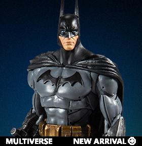 Batman: Arkham Asylum DC Multiverse Batman Figure