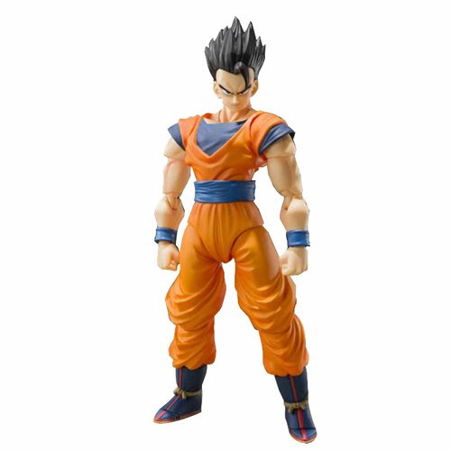 Image of Dragon Ball Z Ultimate Gohan SH Figuarts Action Figure - SDCC 2019 Exclusive