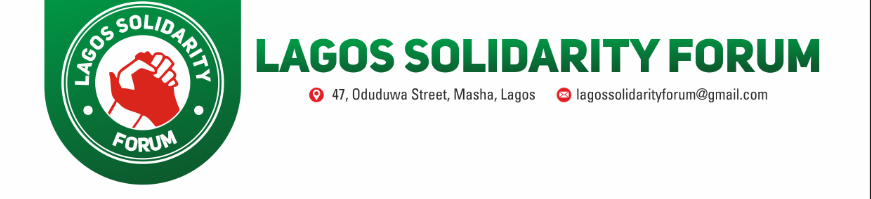 Lagos Solidarity forum Mast Head