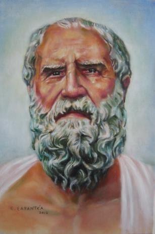 Αρχαίοι Έλληνες Φιλόσοφοι: Τι αποκαλύπτουν τα χαρακτηριστικά του προσώπου τους; - Φωτογραφία 8