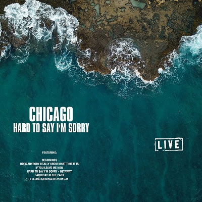Chicago – Hard to Say I'm Sorry (Live) (2019)