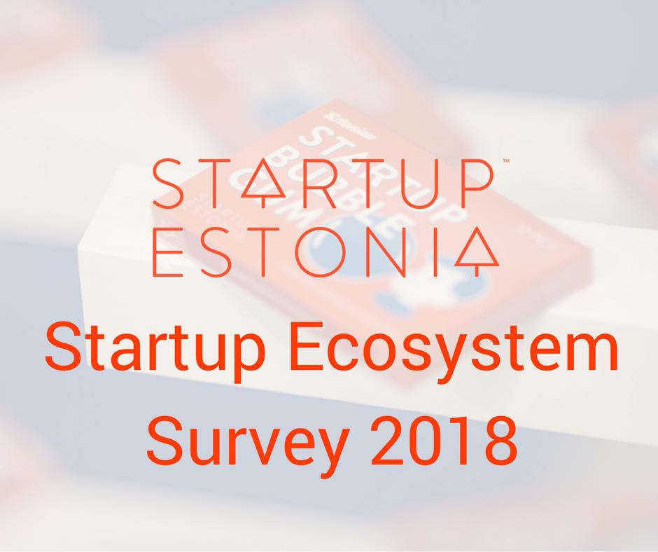 Startup Ecosystem Survey 2018