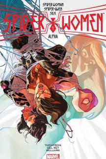 Spider-Women Alpha #1